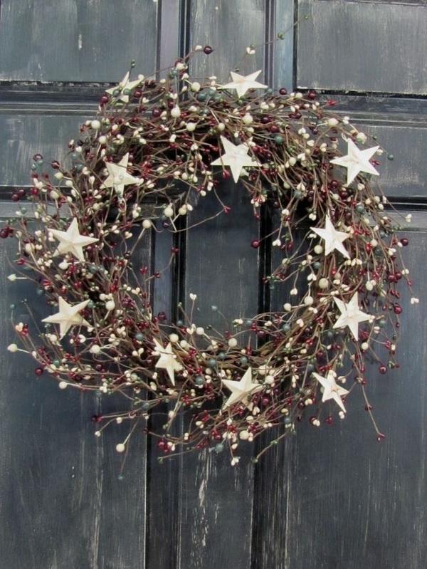 20 Diy Winter Wreath Ideas And Tutorials For Creative Juice