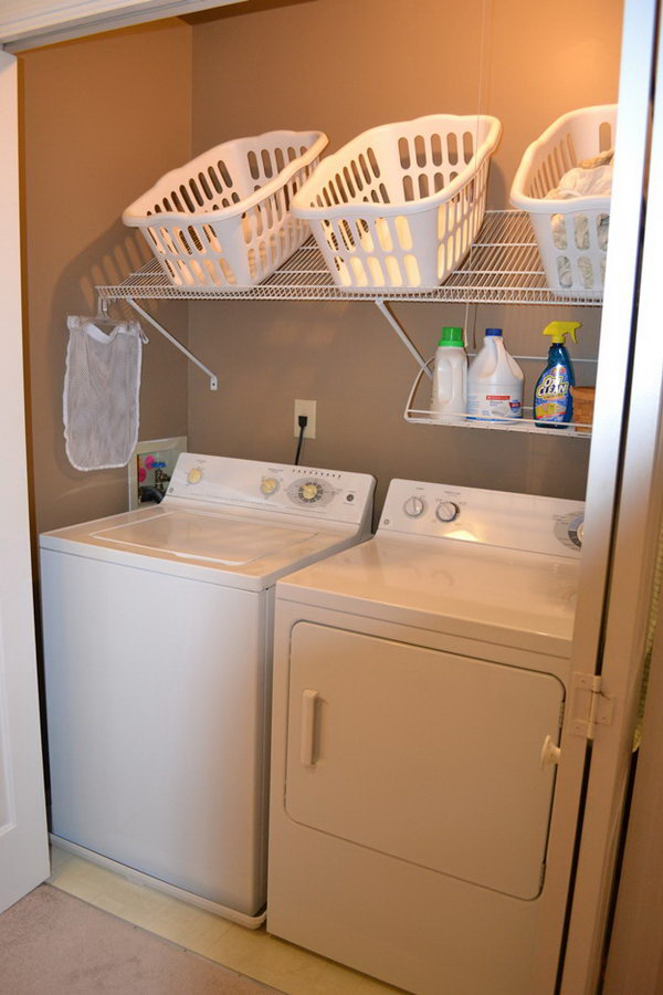 laundry room organization hacks Archives - For Creative Juice