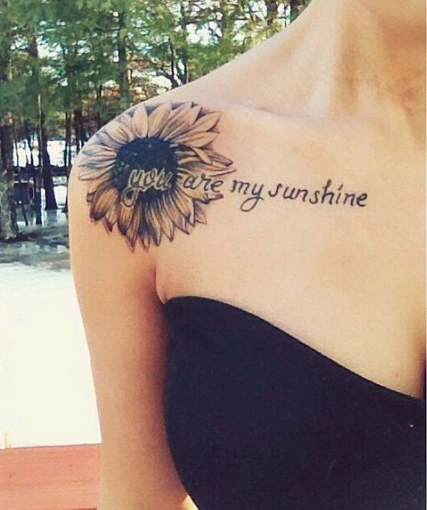 45 Cool Shoulder Tattoo Designs For Creative Juice