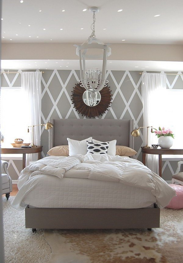 Master Bedroom Paint Color Ideas Day 1 Gray