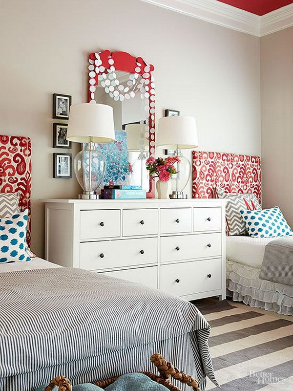 Pretty Shared Bedroom Designs For Girls For Creative Juice