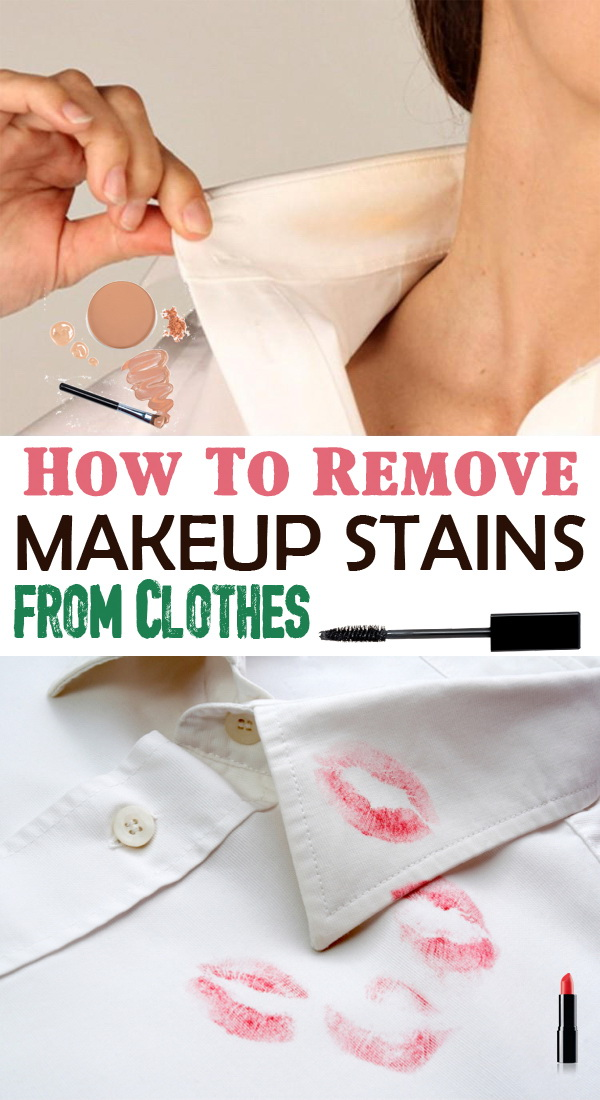 Useful clothing hacks every women should know for for How to clean sweat stains from white shirts