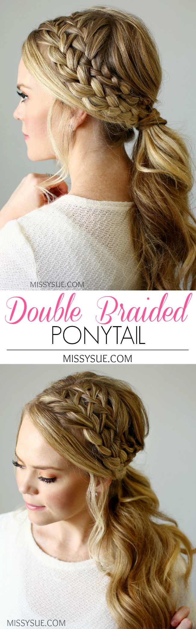 Easy Diy Hairstyles For Medium And Long Hair1 14