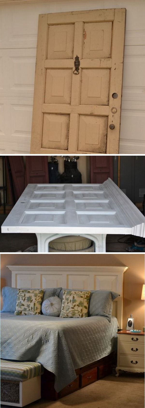 30 creative and easy diy furniture hacks for creative juice for Unique diy furniture