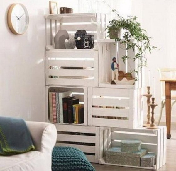 Build These Amazing Wood Crate Projects For Your Home