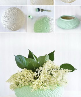Try These Best DIY Projects For Your Home Decoration
