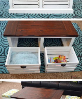 Gorgeous DIY Coffee Table Ideas