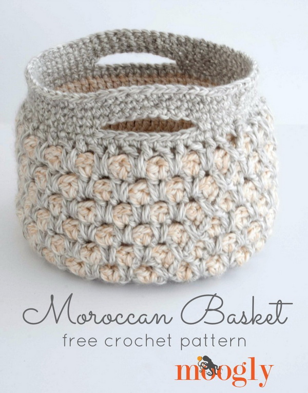 Crochet Easy Beginner Patterns : Home Decor Archives - For Creative Juice