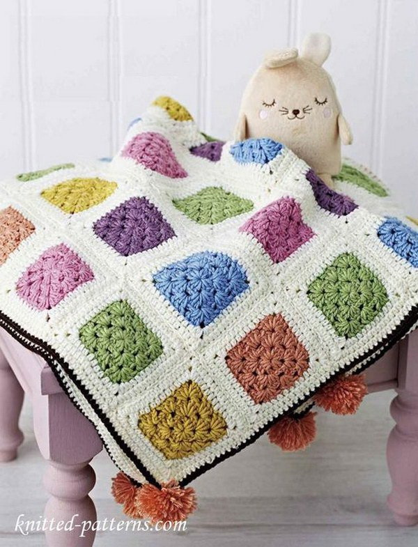 crochet afghan patterns Archives - For Creative Juice