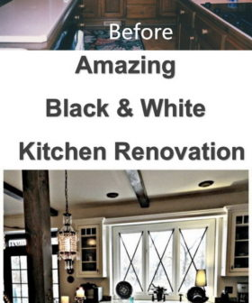 35+ Awesome DIY Kitchen Makeover Ideas