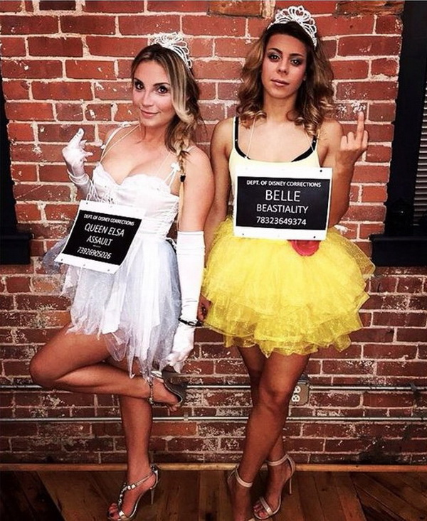 45+ Inspirational Best Friend Costume Ideas for Halloween - For Creative Juice  sc 1 st  For Creative Juice & 45+ Inspirational Best Friend Costume Ideas for Halloween - For ...