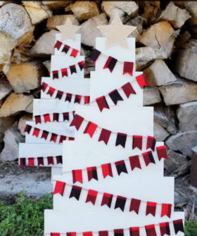 34 Easy Handmade DIY Christmas Decoration Craft Ideas