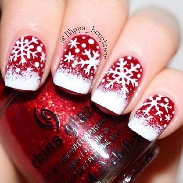 Christmas Nails Designs Archives For Creative Juice