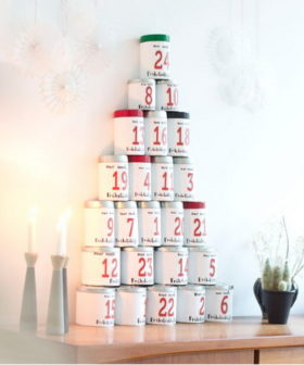 20+ Awesome DIY Advent Calendar Ideas
