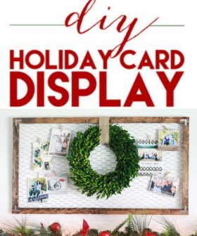 25+ Amazing DIY	Rustic Farmhouse Christmas Decoration Ideas