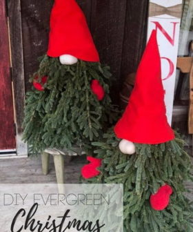 15+ DIY Christmas Decorating Ideas