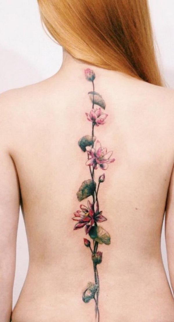 55 Pretty Lotus Tattoo Designs For Creative Juice