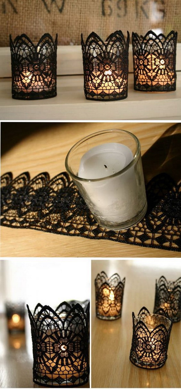 35 Amazing Diy Votive Candle Holder Ideas For Creative Juice