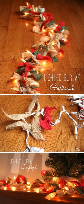 45 Cool Diy Rustic Christmas Decoration Ideas Tutorials For Creative Juice
