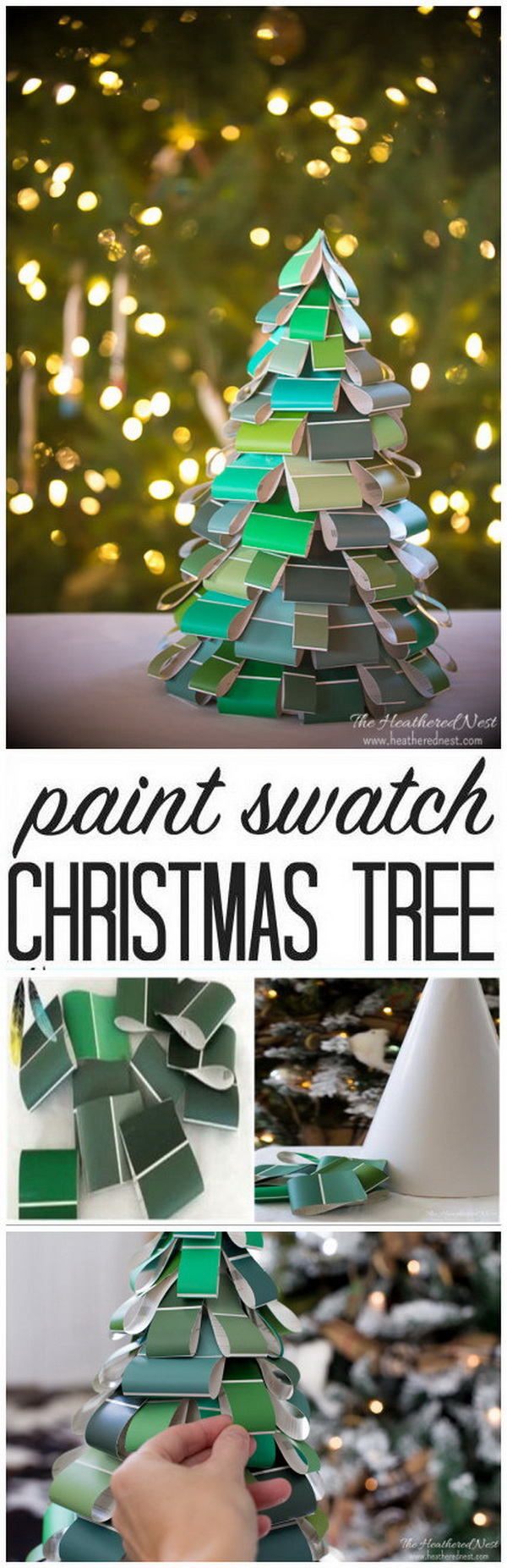 120 Christmas Decorations From The Dollar Store