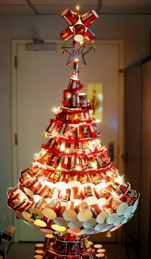The Most Creative Christmas Tree Ideas For Your Holiday For Creative Juice