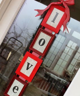 40+ Sweet DIY Valentine's Day Decoration Ideas