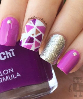 50+ Cool Abstract Nail Art Ideas